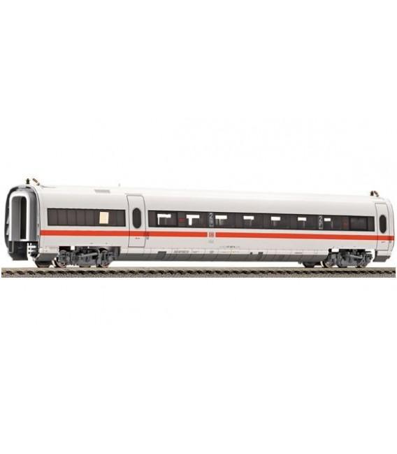 Vagón intermedio ICE-T de 2.ª clase BR 411.7 de la DB AG. Ref: 446401. FLEISCHMANN. H0