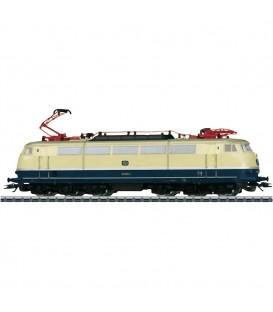 Locomotora eléctrica de la serie 103 de los DB, época IV. Ref: 31014-01. MÄRKLIN. H0