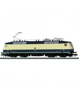 Locomotora eléctrica de la serie 120 de los DB, época IV. Ref: 31014-02. MÄRKLIN. H0