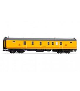 Coche Correos de 4 ejes , Version Amarilla Clara. Ref: E5231