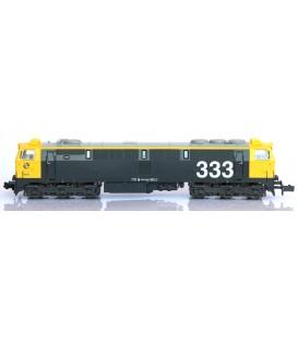 "Locomotora 3000 RENFE  Semireformada ""Taxi"" - 333.005.7. Ref: N13304D. MF TRAIN. N"