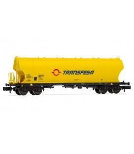 """Vagón tolva """"Transfesa"""" Ref: HN6408. ARNOLD. N"""