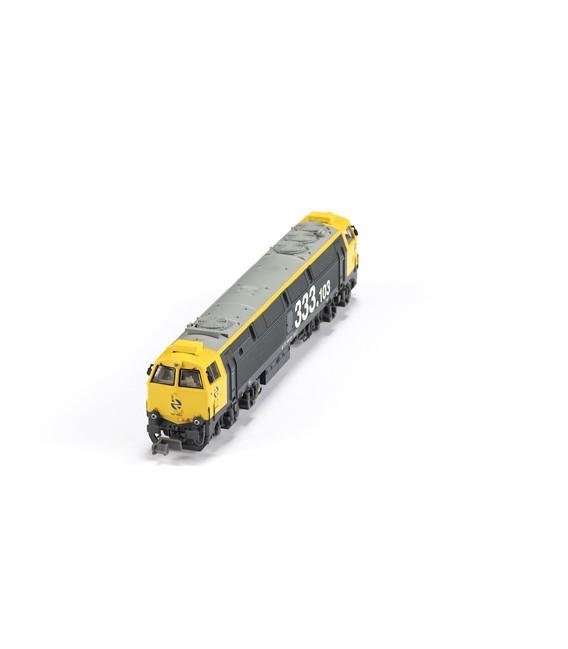 "Locomotora 3000 RENFE  Semireformada ""Taxi"" - 333.103.0 Ref: N13305. MF TRAIN. N"