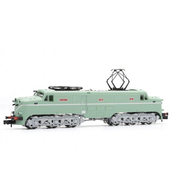 Locomotora eléctrica RENFE 7702, estado de origen. Ref: HN2344. ARNOLD. N