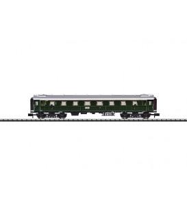 Coche de pasajeros 1ª-2ª DB type AB4ü-2 Ref: 15526. MINITRIX. N