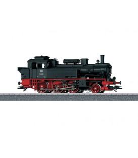 Locomotora con ténder Serie 74 (DB). Ref: 36740. MÄRKLIN, H0