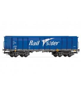 """Vagon abierto """"Rail Sider"""", tipo Ealos. Carga chatarra ELECTROTREN Ref. E6540"""