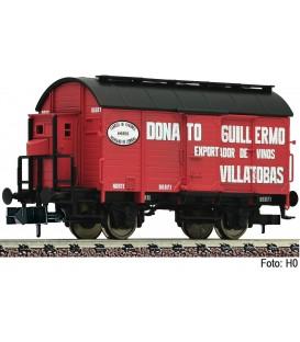"""Vagón Foudre """"DONATO GUILLERMO"""" NORTE Ref: 845705. FLEISCHMANN. N"""