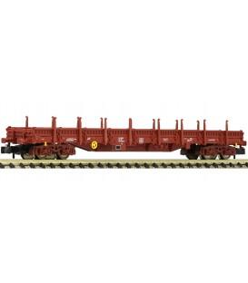 Vagón de plataforma plana con bordes laterales tipo Res, SNCB  Ref: 828815 FLEISCHMANN. N