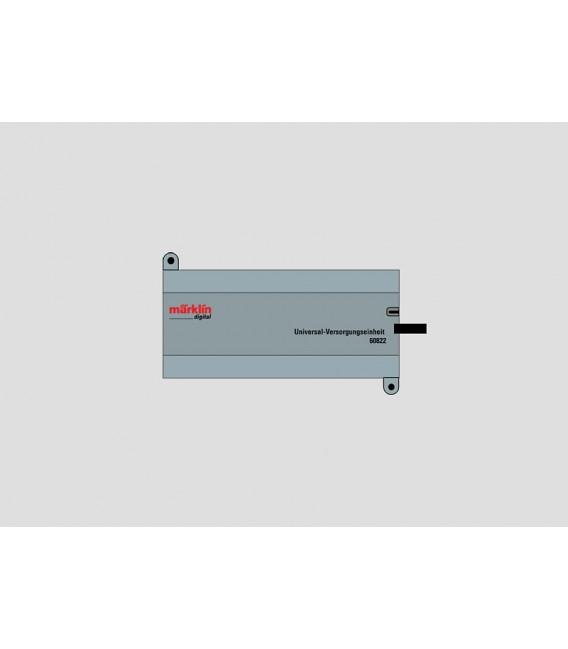 Módulo de alimentación universal k83/m83/m84,  MARKLIN Ref: 60822