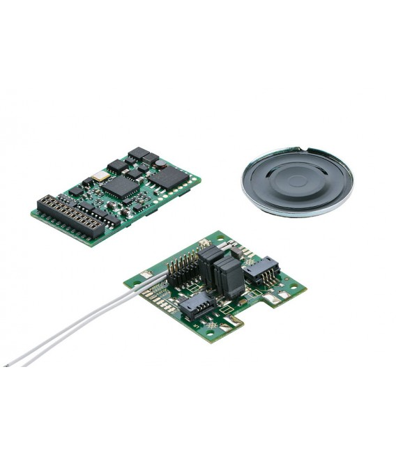 Decodificador de sonido SoundDecoder mSD3.,  MARKLIN Ref: 60979