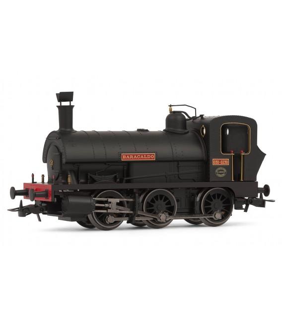 Locomotora vapor 030 BARACALDO. Ref: E0049. ELECTROTREN. H0