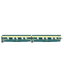"Tren Talgo ""Trenhotel"" Francisco de Goya Set adicional de 2 coches. Ref: HN4273. ARNOLD. N"