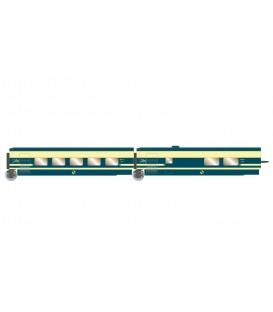 "Tren Talgo ""Trenhotel"" Francisco de Goya Set adicional de 2 coches. Ref: HN4274. ARNOLD. N"
