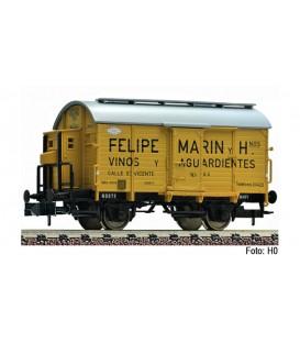 "Vagón Foudre ""FELIPE MARIN"" NORTE Ref: 845707. FLEISCHMANN. N"