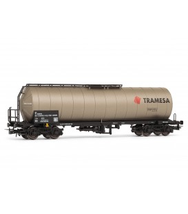 Vagón cisterna TRAMESA. Ref: E5888. ELECTROTREN. HO