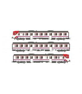 Automotor Diesel 592 Ref: E3420. ELECTROTREN. H0