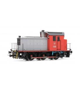 Locomotora diésel RENFE 303.049 (rojo y gris). Ref: E3814. ELECTROTREN. H0