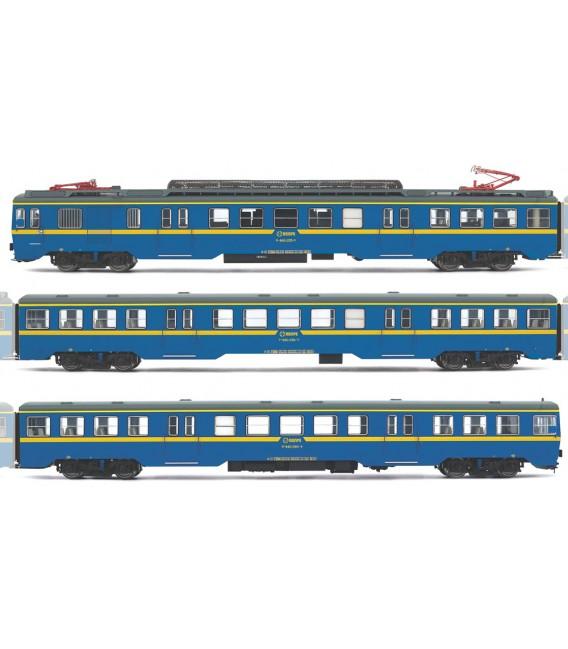 Automotor eléctrico RENFE 440. Ref: E3608S. SONIDO (AC) ELECTROTREN. H0