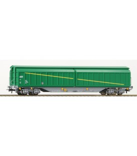 Vagón de paredes correderas,  RENFE Ref: 76715. ROCO. H0