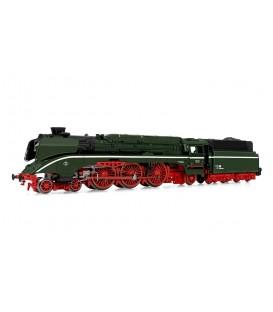 Locomotora de vapor 18 201 en versión verde oscura, con tender de carbón, ep. III DR. ARNOLD. HN2427