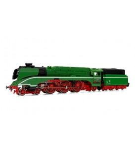 Locomotora de vapor 02 201-0 en versión verde claro, con tender de fuel, ep. IV DR. ARNOLD. HN2428