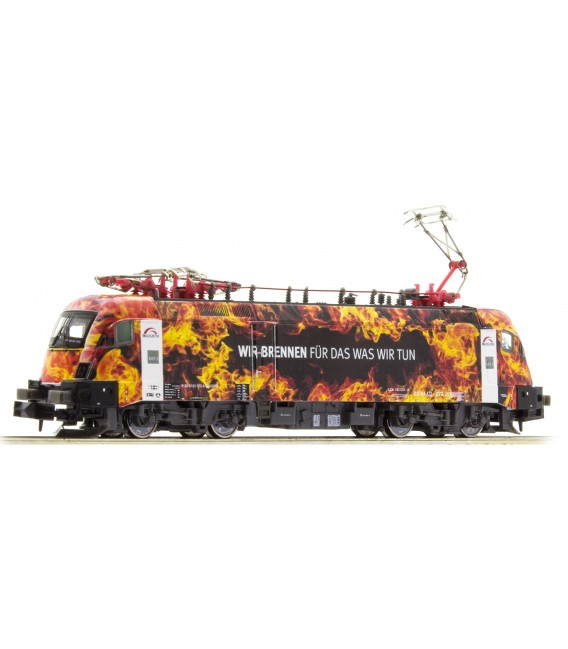 Locomotora eléctrica 182 (Taurus) de TXL, Epoca: VI ref: H2779. HOBBYTRAIN. N