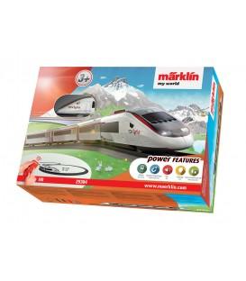 Set de inicio TGV. MY WORLD. Ref: 29304. MARKLIN. H0