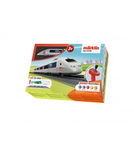 Set de inicio TGV. MY WORLD. Ref: 29306. MARKLIN. H0