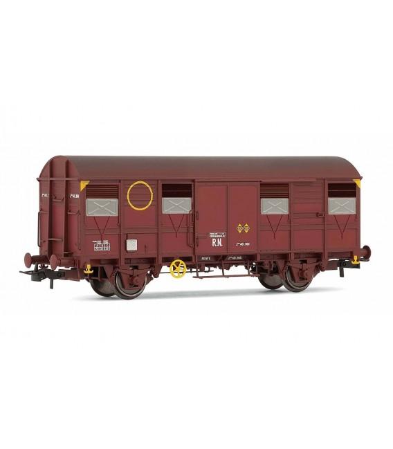 Vagón  Cerrado ORE 2 ejes Oxido (RN)  Ref:E19044