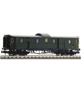 Vagón equipajes, tipo Pw4 (Pw4ü pr04), DB Ref: 804001. FLEISCHMANN. N
