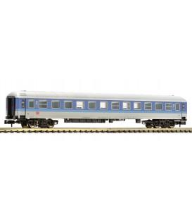 Coche de 2a clase InterRegio tipo Bim263 con señal del cola de tren, DB AGRef: 817901. FLEISCHMANN. N
