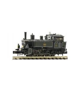Locomotora de vapor GtL 4/4, K.Bay.Sts.B. Ref: 709903. FLEISCHMANN. N