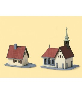 Iglesia con anexo. Ref: 14461. AUHAGEN. N