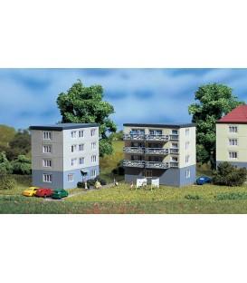 Bloque de apartamentos con tejados. Ref: 14464. AUHAGEN. N