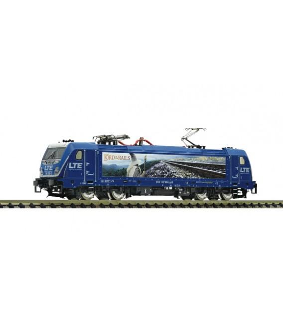 Locomotora eléctrica BR187, LTE Ref: 738903. FLEISCHMANN. N