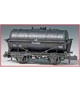 "Vagón Cisterna ""DURO FELGUERA"" PECO P907B Escala N"