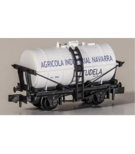 "Vagón Cisterna ""AGRICOLA IND. NAVRRA"" PECO NR-P955B Escala N"