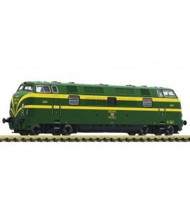 Locomotora diésel serie 340 RENFE. Ref: 725010. FLEISCHMANN. N