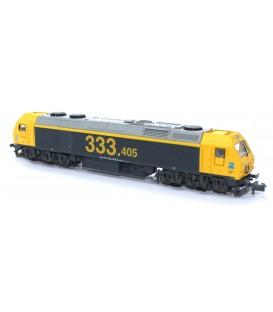 Locomotora 333.405 Cargas Renfe Serie Especial Numerada Ref: N13351. MF TRAIN. N