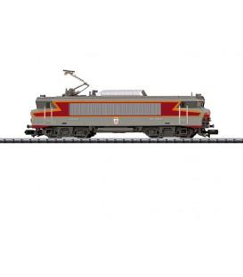 Locomotora eléctrica Clase BB15000 SNCF. Ref: 16006.MINITRIX. N
