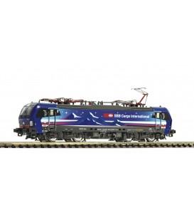 """Locomotora eléctrica Clase: 193 """"HUPAC"""" Ref: 739310. FLEISCHMANN. N"""