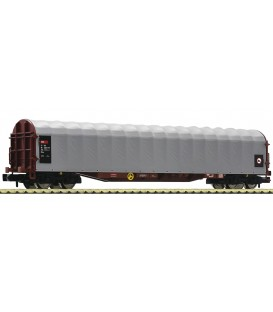 Vagón Sliding tarpaulin, tipo: Rilns, SBB  Ref: 837702 FLEISCHMANN. N