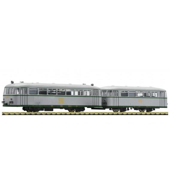 Ferrobús de 2 unidades 591 301, RENFE Ref: 7400004. FLEISCHMANN. N