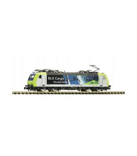 Locomotora eléctrica Re 485, BLS Cargo Ref: 738512. FLEISCHMANN. N