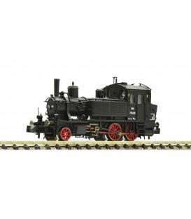 Locomotora a vapor 770.95 de la Ferrocarriles Federales Austríacos.. Ref: 707007. FLEISCHMANN. N