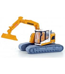 Excavadora Liebherr Compact Oruga. Lemke Ref: LC4254 Escala N