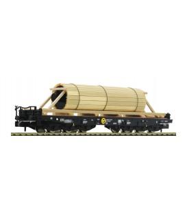 agón para cargas pesadas 6a que lleva un rodillo de acero Ref: 845514. FLEISCHMANN. N