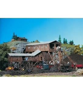 Vieja mina de carbón. Ref: 130470. FALLER. H0