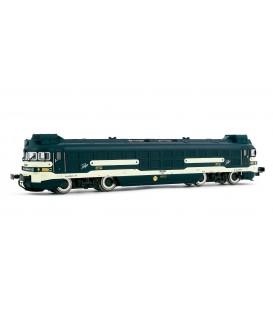 Locomotora diésel RENFE 354-006 -VIRGEN DE ARÁNZAZU-. Ref: E2363. ELECTROTREN. H0